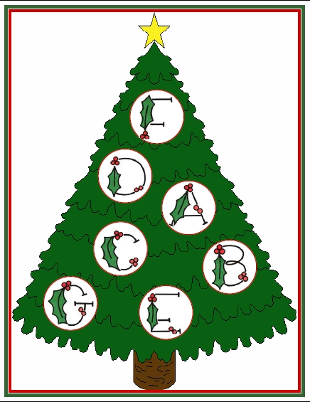 christmas tree folder game - Christmas Tree Decoration Games
