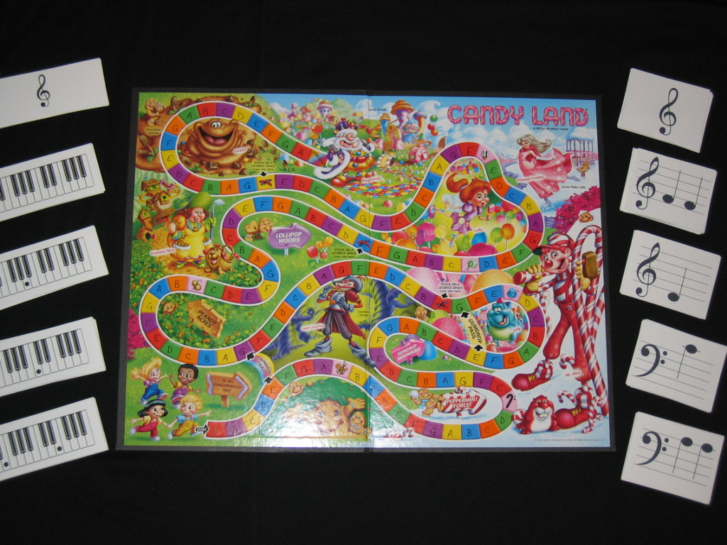graphic about Printable Candyland Cards named Candyland New music Layout Layton Tunes Video games and Supplies